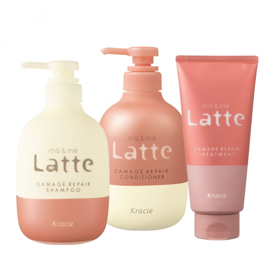 ma&me Latte 修復系親子洗護套裝