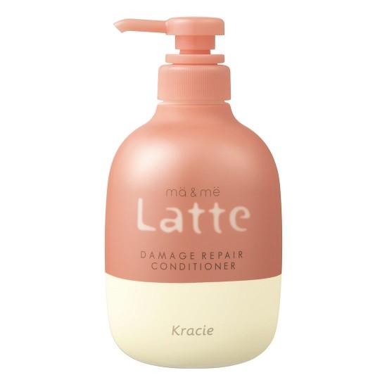 ma&me Latte 修復系親子護髮素 490ml