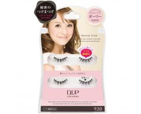 D-UP 娃娃眼全黑色假眼睫毛 #920