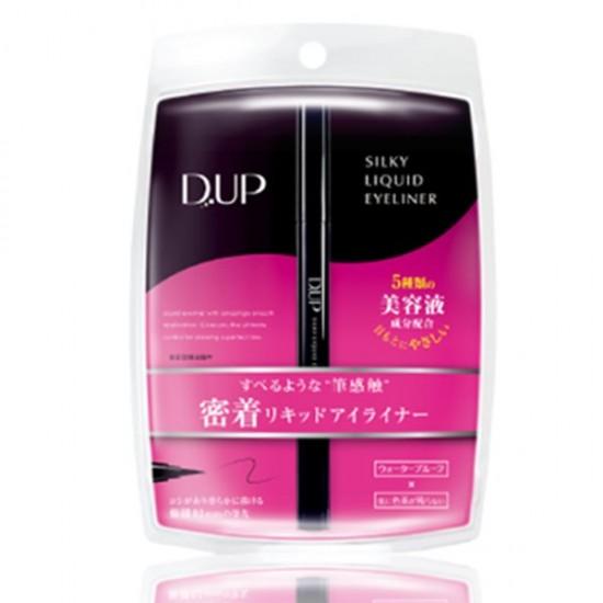 D-UP 絲滑特濃防水眼線液(黑色)