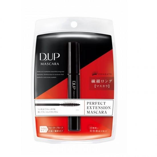 D-UP 完美纖細延伸睫毛膏