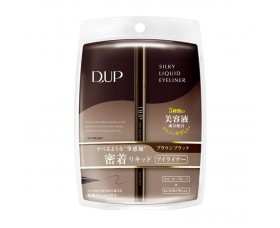 D-UP 絲滑特濃防水眼線液(深啡色)