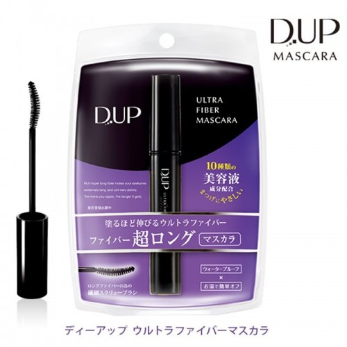 D-UP 超級纖長睫毛膏