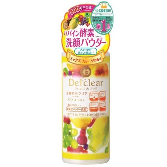 Detclear 木瓜酵素洗顏粉