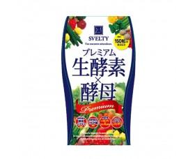 Svelty 生酵素×酵母150粒