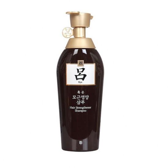 呂 黑潤生強化髮根洗髮水 500ml