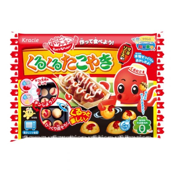章魚丸套餐DIY糖果 16g
