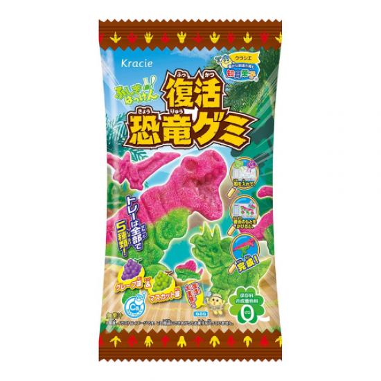DIY復活恐龍糖 17g