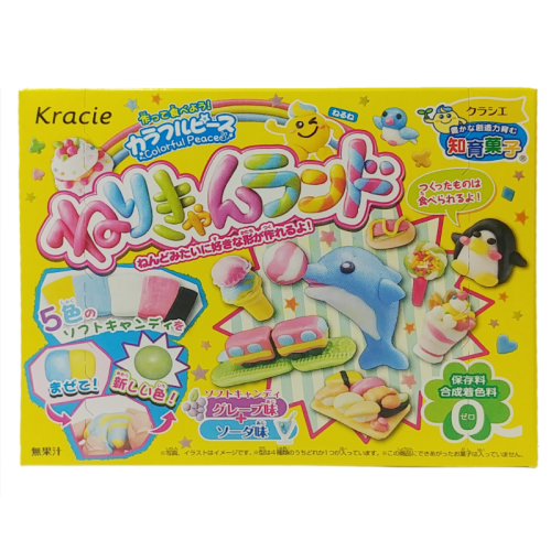 Kracie 知育果子開心動物園DIY糖果