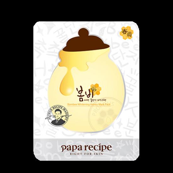 Papa Recipe 春雨蜂膠蜜罐美白面膜