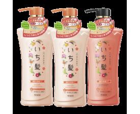 Ichikami 洗髮護髮2+1優惠