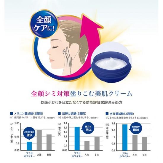 明色藥用美白抗皺W優惠組(55g+30g)