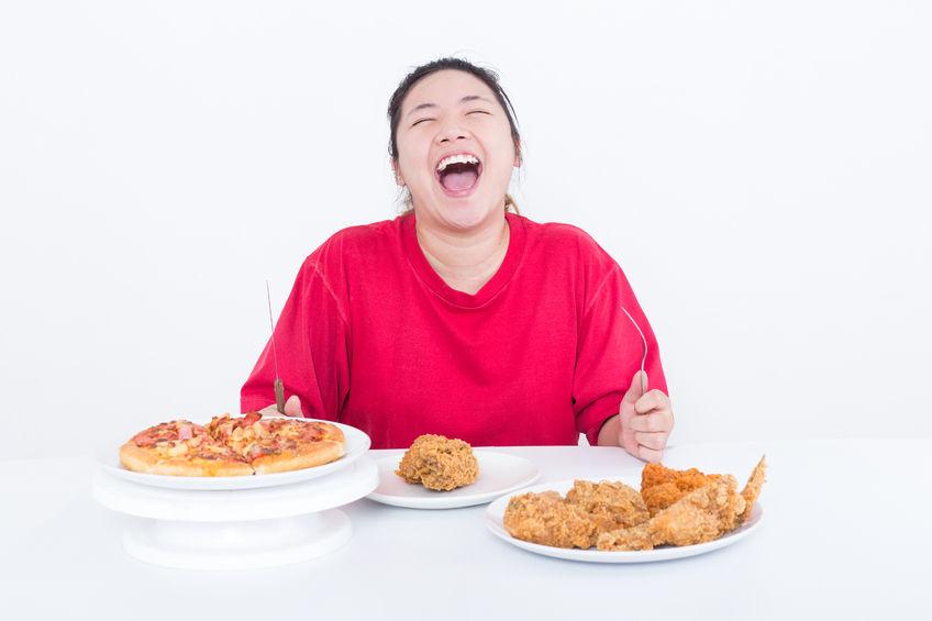 美食包圍,想食又想瘦,點算好?