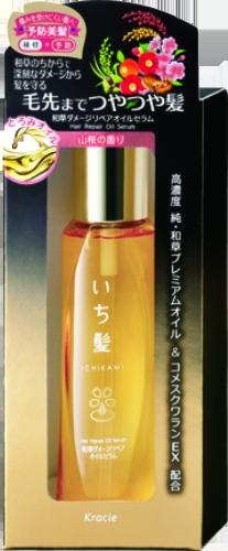 ICHIKAMI 和草髮油精華
